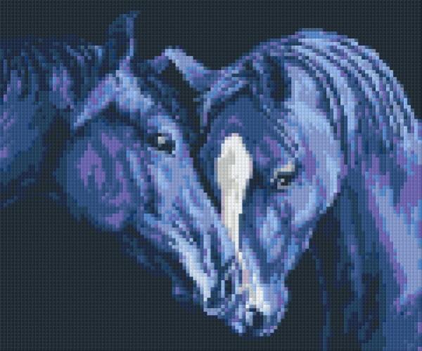 px806066_Pixelset-Pferde-blau