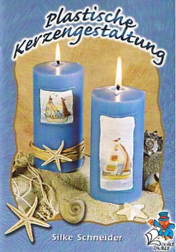 Buch Plastische Kerzengestaltung