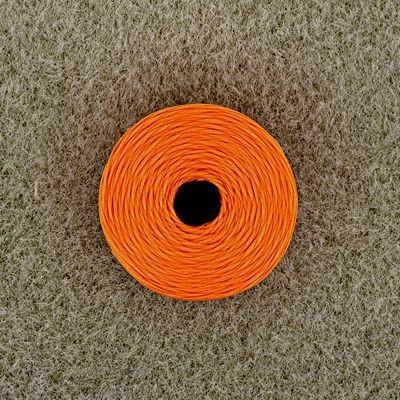 Nylonfaden orange 52m