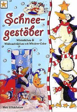 Buch Schnee-Gestöber winterliches und weihnachtliches