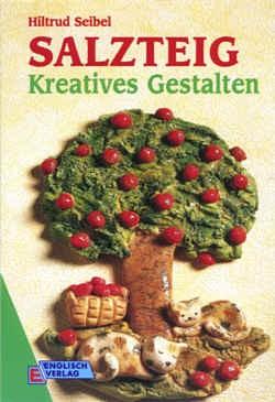 Buch Salzteig - kreatives Gestalten