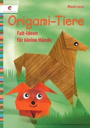Buch Origami-Tiere