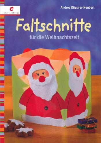 Buch Faltschnitte für die Weihnachtszeit