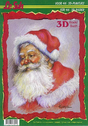 3D Motivbuch Weihnacht 1