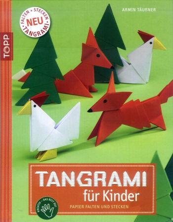 Buch Tangrami für Kinder