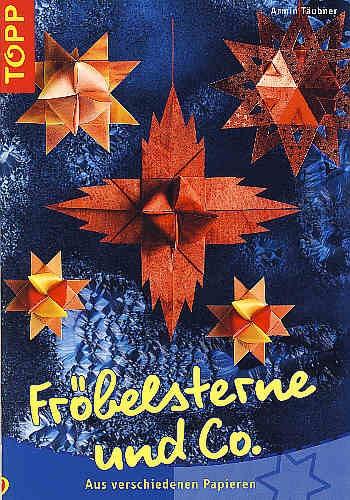 Buch Fröbelsterne und Co.