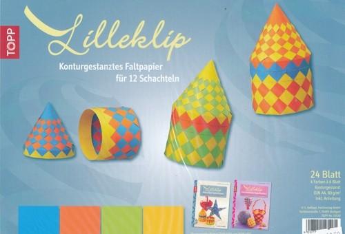 Lilleklip- Papierset Schachteln