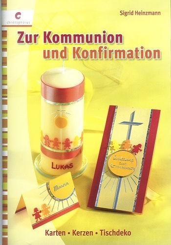Buch Zur Kommunion und Konfirmation