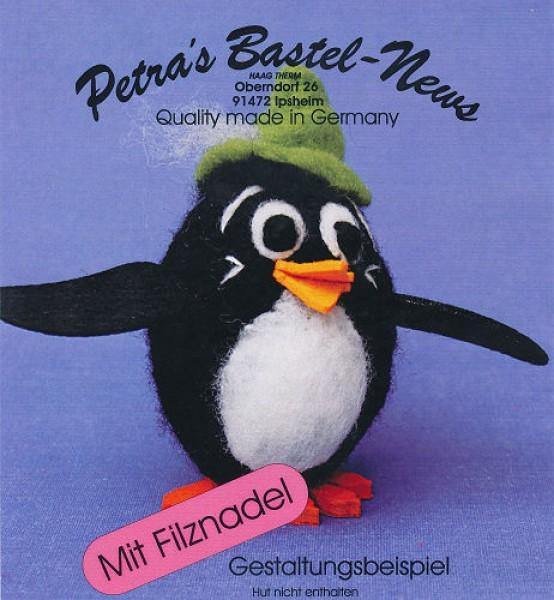 Filz-Bastelset Pinguin Charly