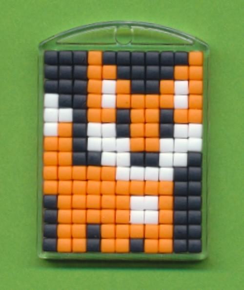 Pixelhobby Medaillon Fuchs