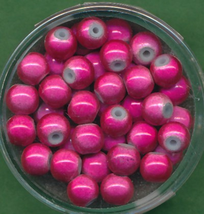 Miracle-Beads 6mm altrosa
