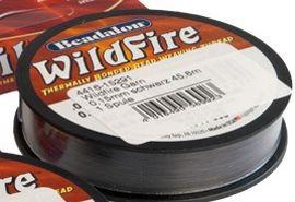 Wildfire Garn schwarz