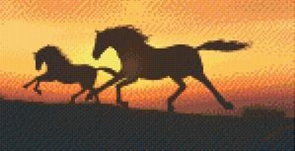 Set Pferde 2