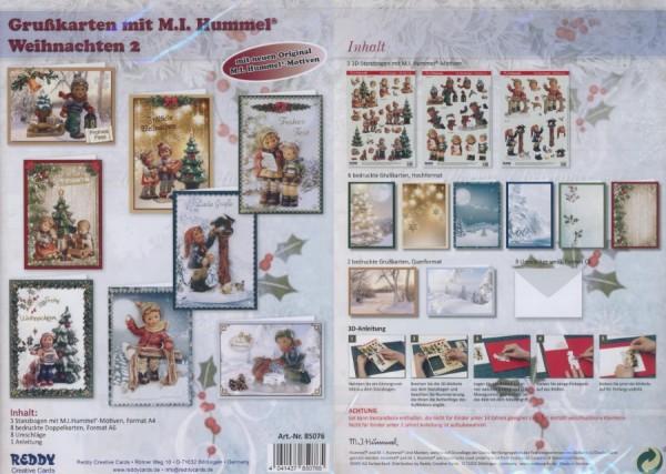 85076_Grußkarten-mit-M.I.-Hummel-Weihnachten-2