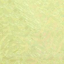 Wachsplatte 20x10cm irisierend creme