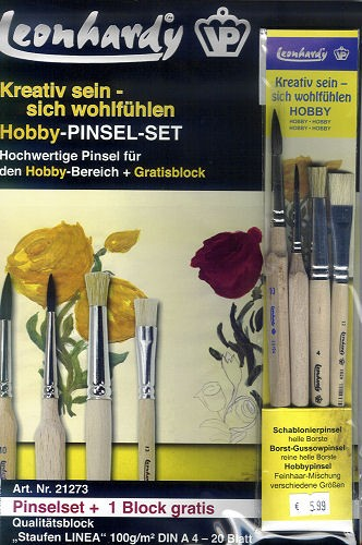 Leonhardy Hobby-Set 21273