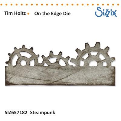Sizzix Stanzer Tim Holtz Steampunk
