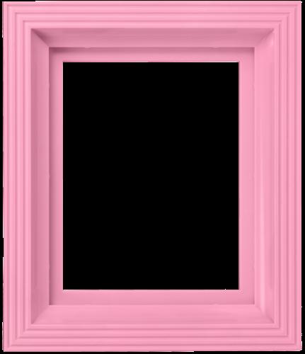 Rahmen babyrosa