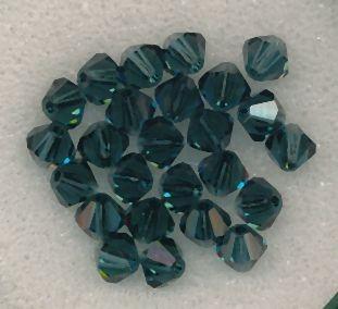 Swarovski Glasschliffperlen 4mm montan