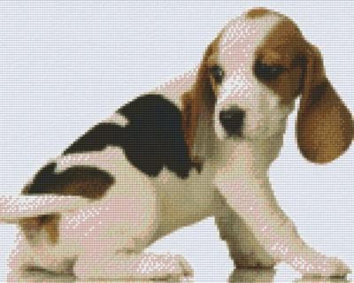 809036_Pixelset-Hund-Beagle