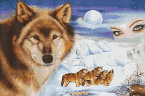 Set Wölfe
