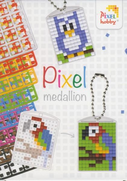Pixelhobby Medaillons-Bastelset