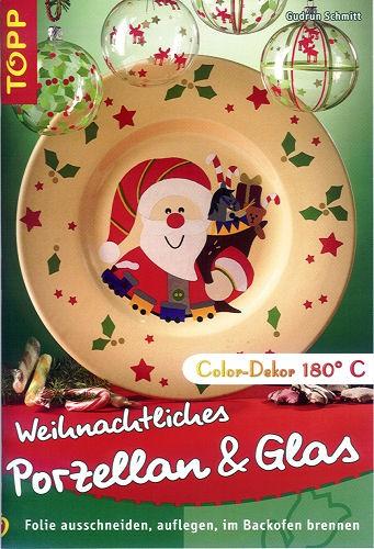 Buch Weihnachliches Porzellan und Glas