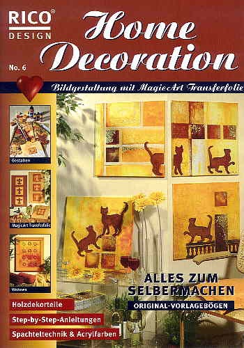 Buch Home Decoration No. 6