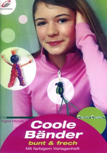 Buch Coole Bänder bunt & frech