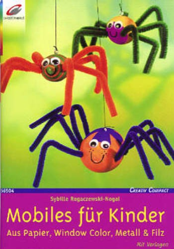 Buch Mobiles für Kinder