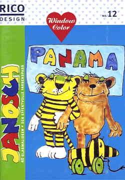Bastelbuch WiCo - Panama