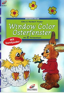 Buch WindowColor Osterfenster
