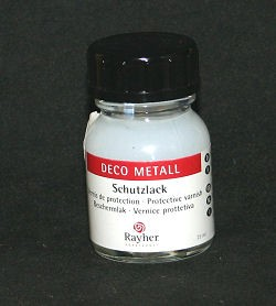 25ml Deco Metall Schutzlack