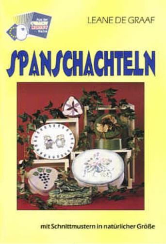 Bastelbuch Spanschachteln
