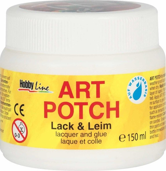 ART POTCH 150ml
