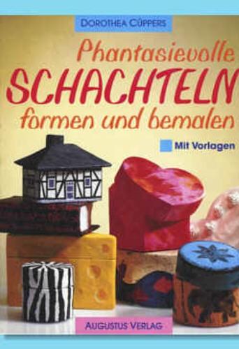 Buch Phantasievolle Schachteln