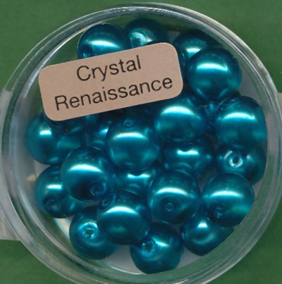 Crystal Renaissance 8mm türkis