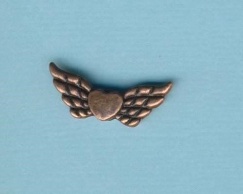 2480305_Metallzierteil-Flügel--Herz-23mm-kupfer
