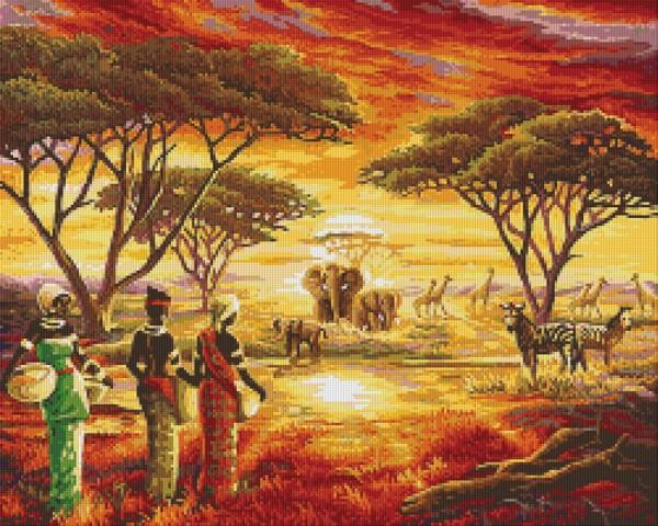 Set Afrika 2