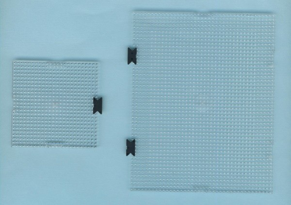 Pixelhobby-Plattenverbinder