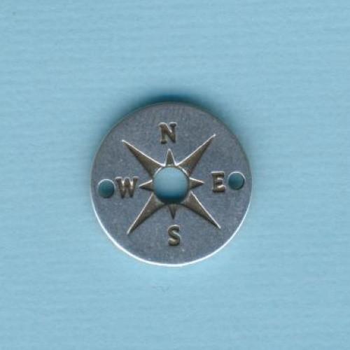 mp19691_Metallzwischenteil-Kompass-16mm-versilbert