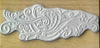 Stempel Filigranranke