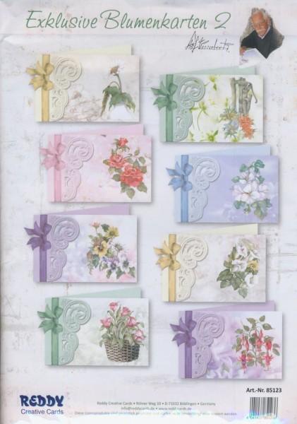 Exklusive Blumenkarten 2 Staf Wesenbeek