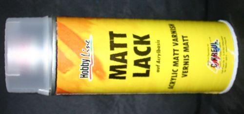 Kreul Mattlack Spray 400ml
