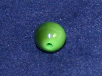 Acrylperle 12mm grün