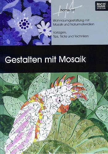Buch Gestalten mit Mosaik