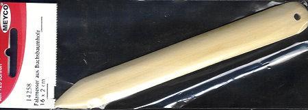 Falzmesser 16x2cm