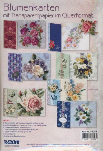 84256_Set-Blumenkarten-mit-Transparentpapier-im-Querformat