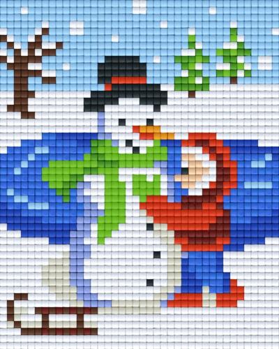 801393_Pixelset-Schneemann-bauen