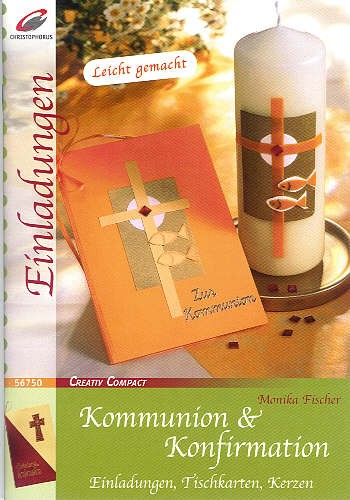 Buch Kommunion & Konfirmation